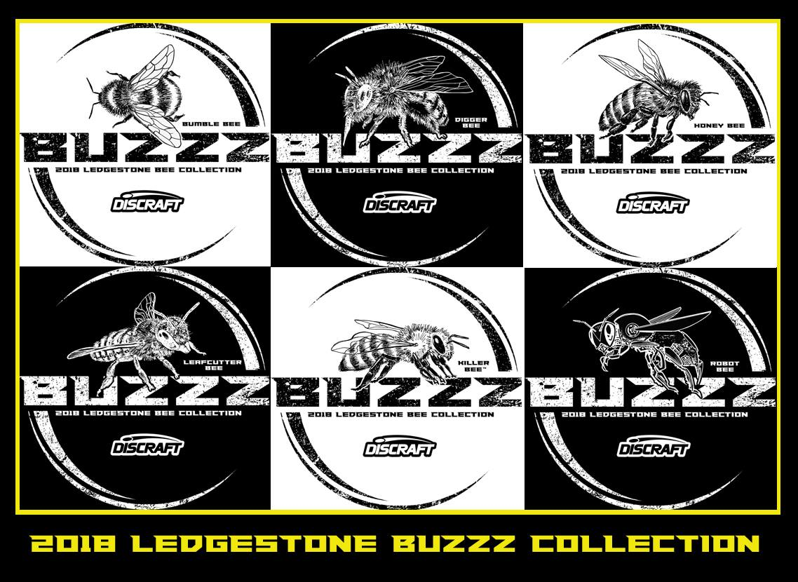 Ledgestone Buzzz Bee Lineup