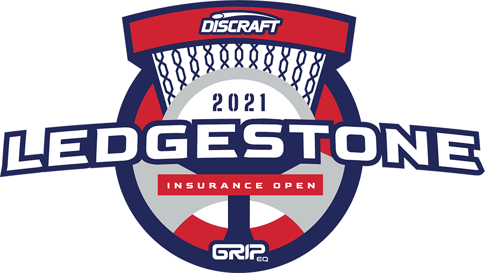 2021 Ledgestone Insurance Open Logo